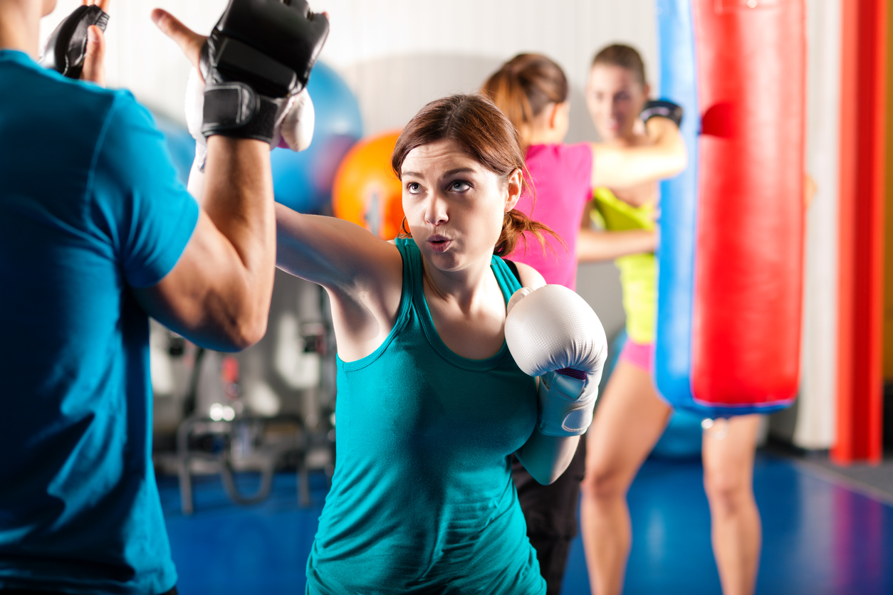 Self-Defense Workshop With POP Gym image
